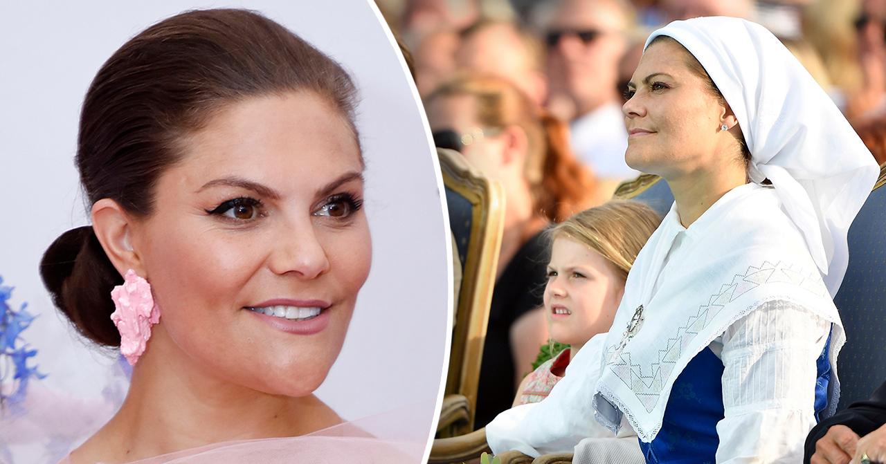 Victoriadagen 2019 med kronprinsessan Victoria