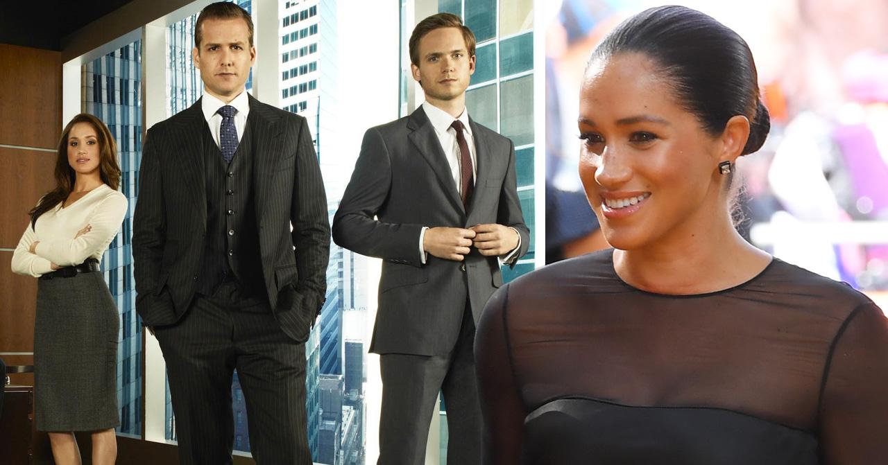 Skrällen: Därför är Meghan Markle med i nya säsongen av Suits