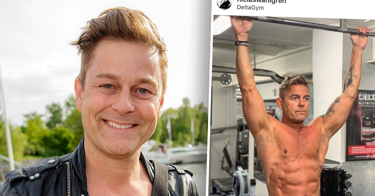 Niclas Wahlgren blir PT