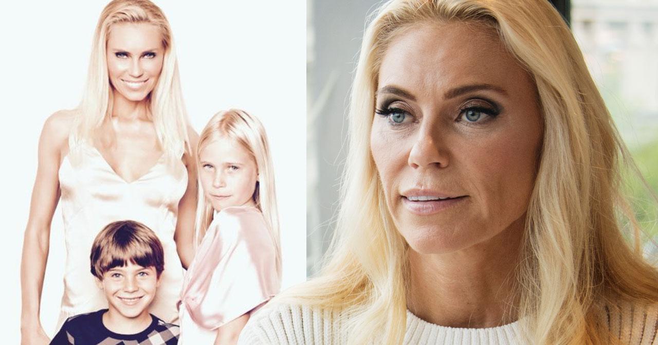 Anna Anka förlorade barnen – orden om nya situationen