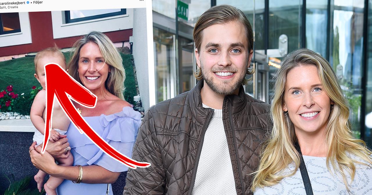 Följarnas chock över likheten mellan dottern Wilda och Joacim Rickling