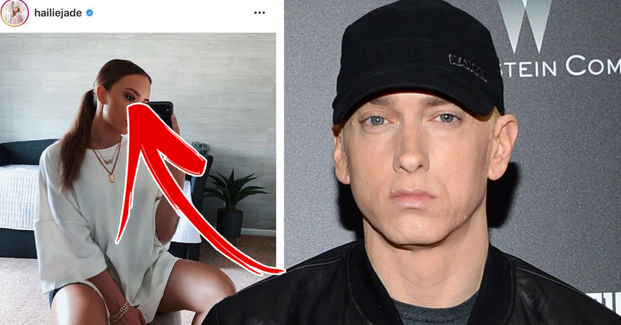 Eminems dotter Hailie har växt upp – så ser hon ut idag