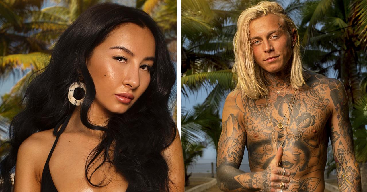 Helen Ablatova avslöjar sanningen om relationen med Adam Linard efter Paradise hotel 2019.