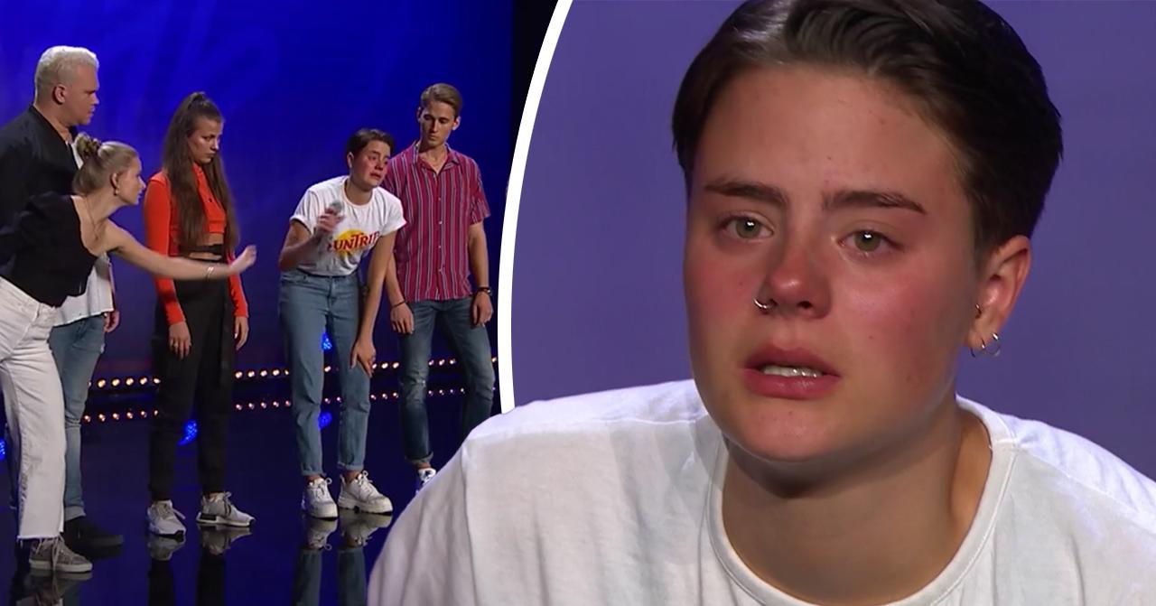 """Idol-Eden Alm om hatet: """"Tråkigt att folk inte förstår"""""""