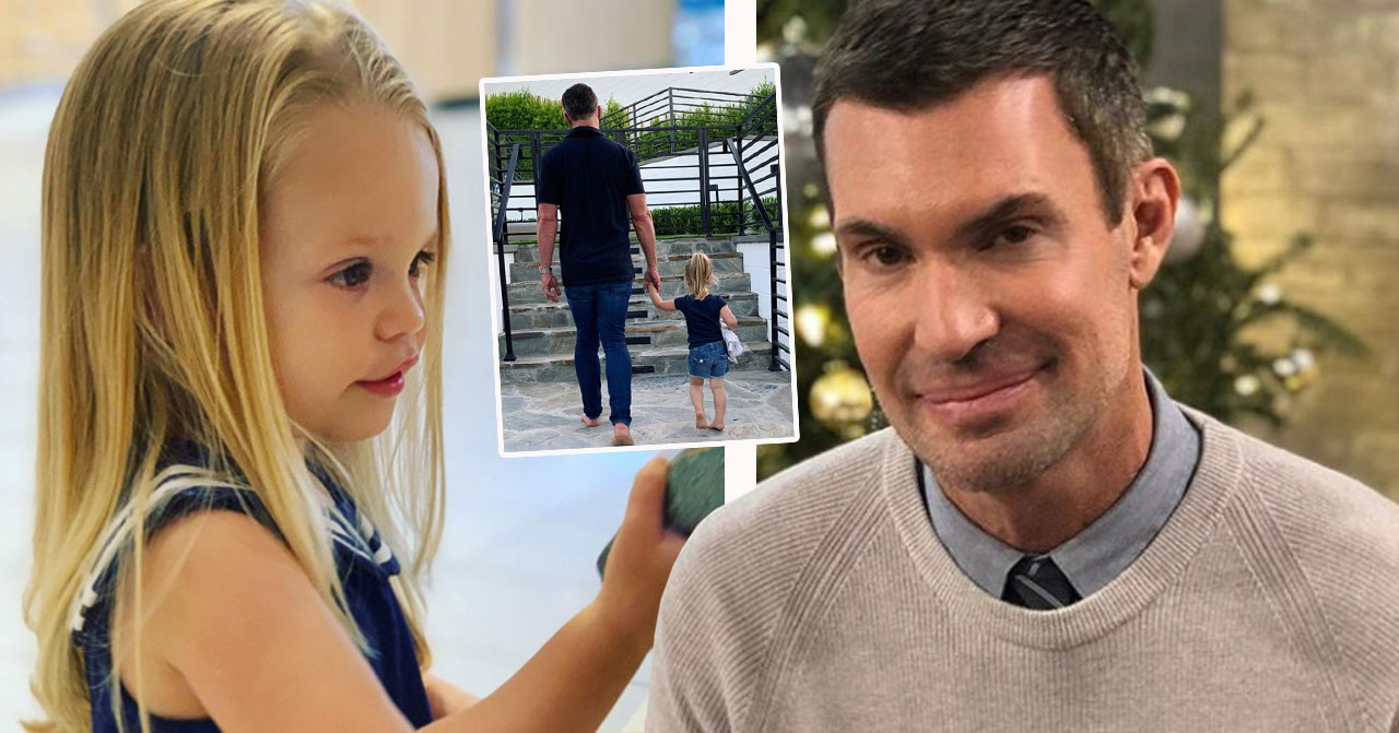 Jeff Lewis 3-åriga dotter avstängd från förskolan