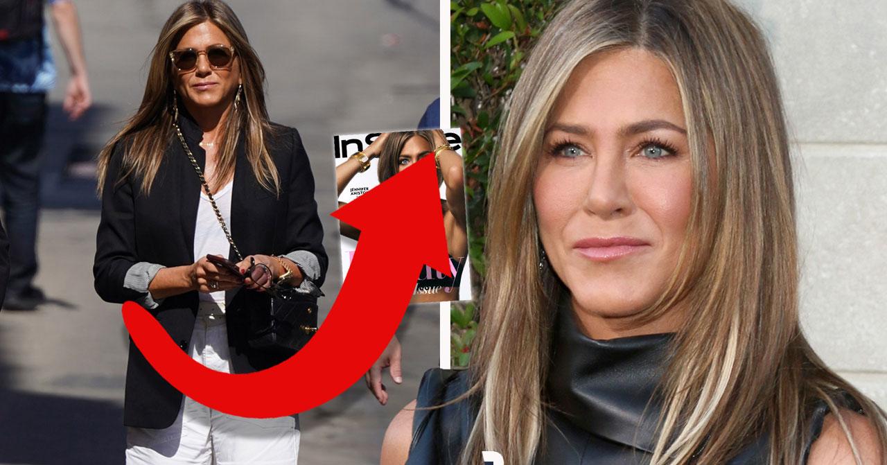 Jennifer Anistons ärliga ord om sin kropp vid 50 år