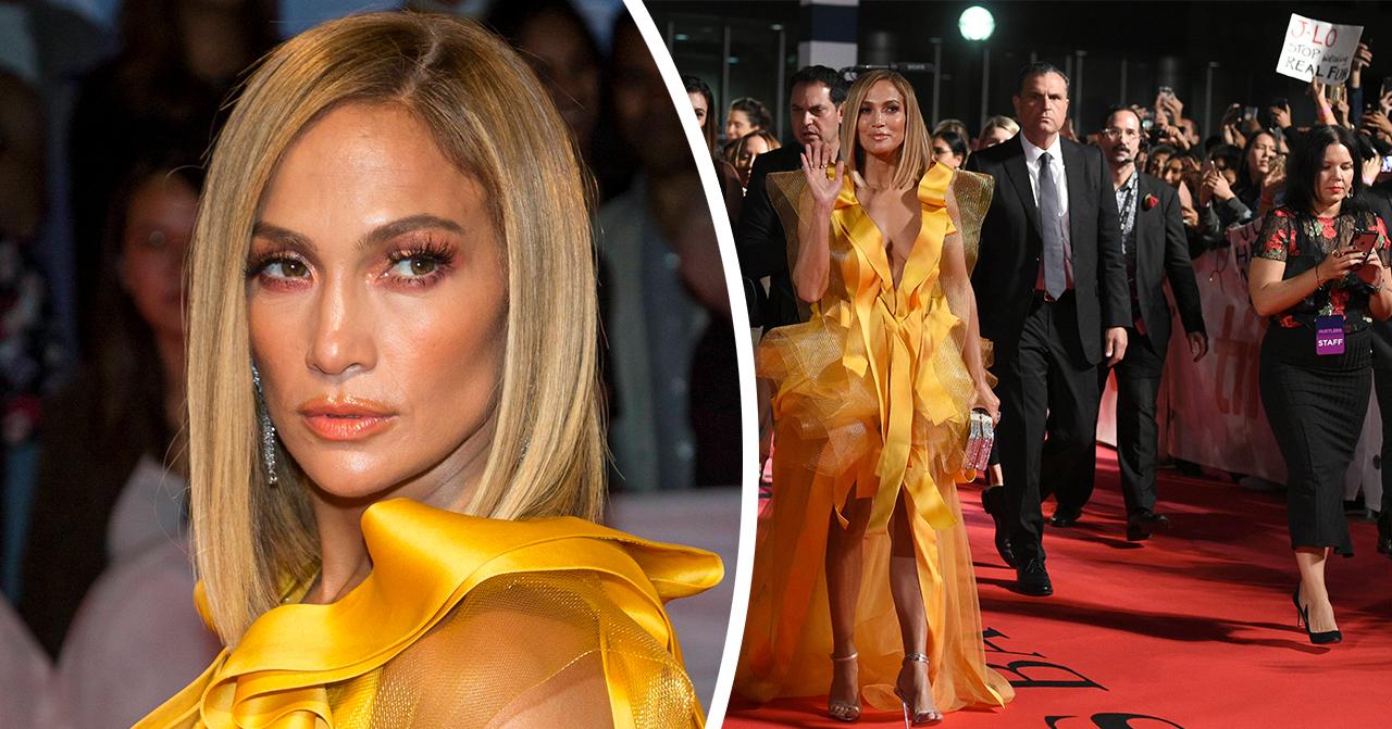 Fansens attack mot Jennifer Lopez – efter beslutet på röda mattan