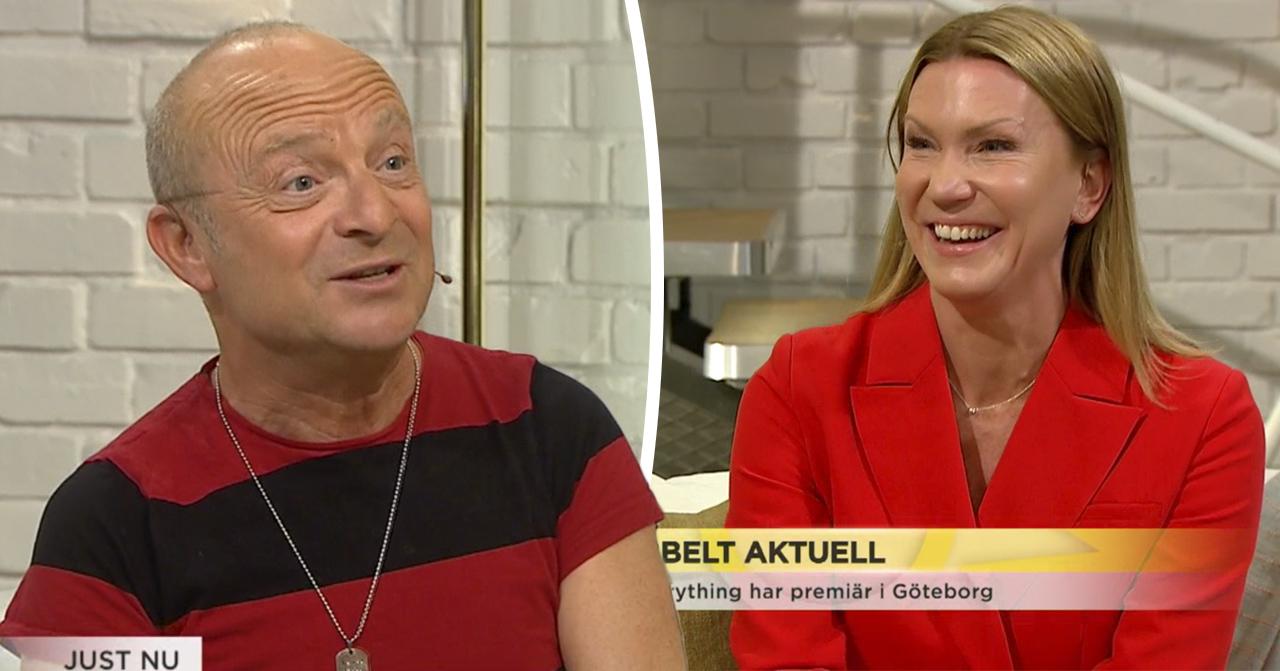 Jonas Gardells pik mot Jenny Alversjö efter felsägningen i TV4