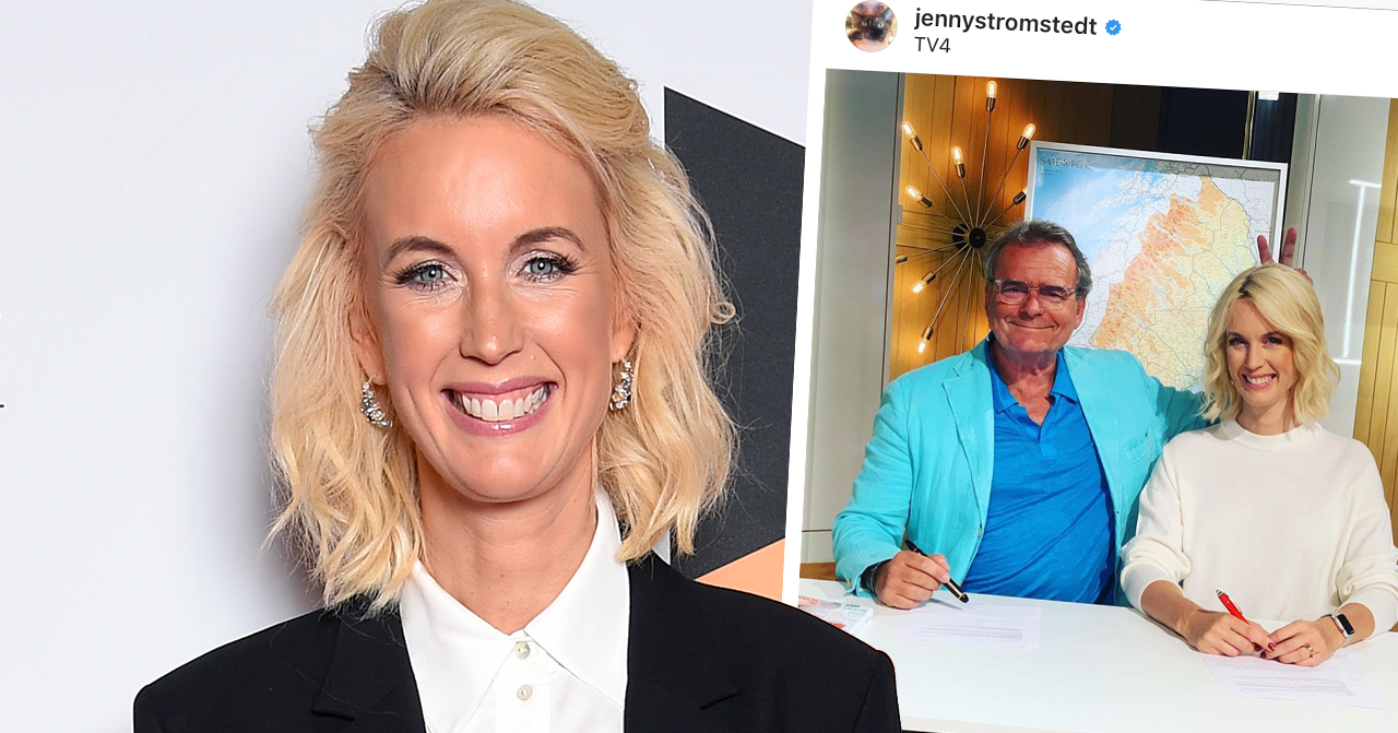 Jenny Strömstedts egna ord om förvandlingen – efter TV4-tittarnas upptäckt