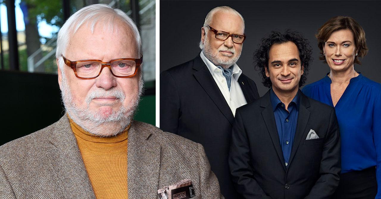 Därför lämnar Leif Mannerström TV4:s Sveriges mästerkock