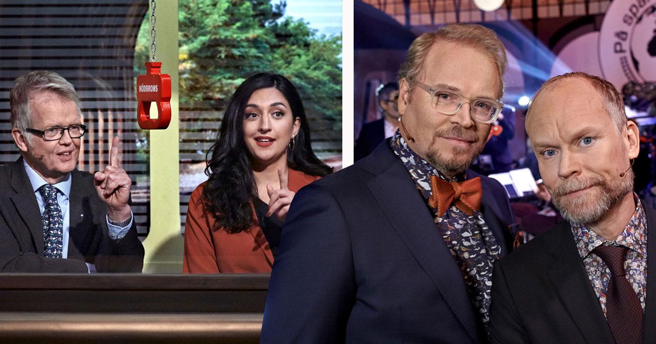 Allt om På spåret i SVT 2020