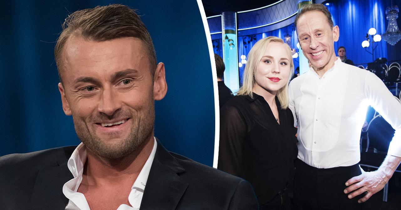 Petter Northug avslöjar flirten med Gunde Svans dotter Julia.