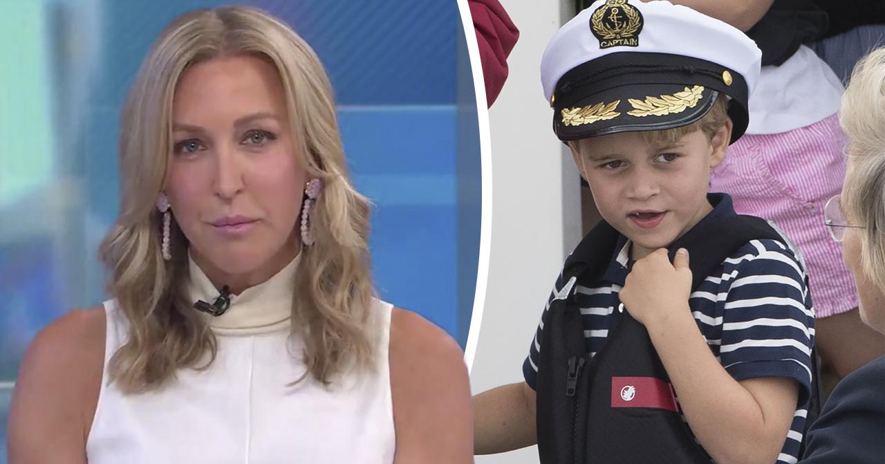 Good morning America-programledaren ber om ursäkt efter hånet mot prins George.