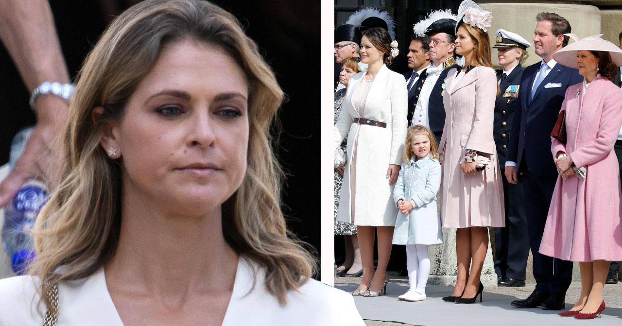 Efter ilskan – prinsessan Madeleine svarar på kritiken