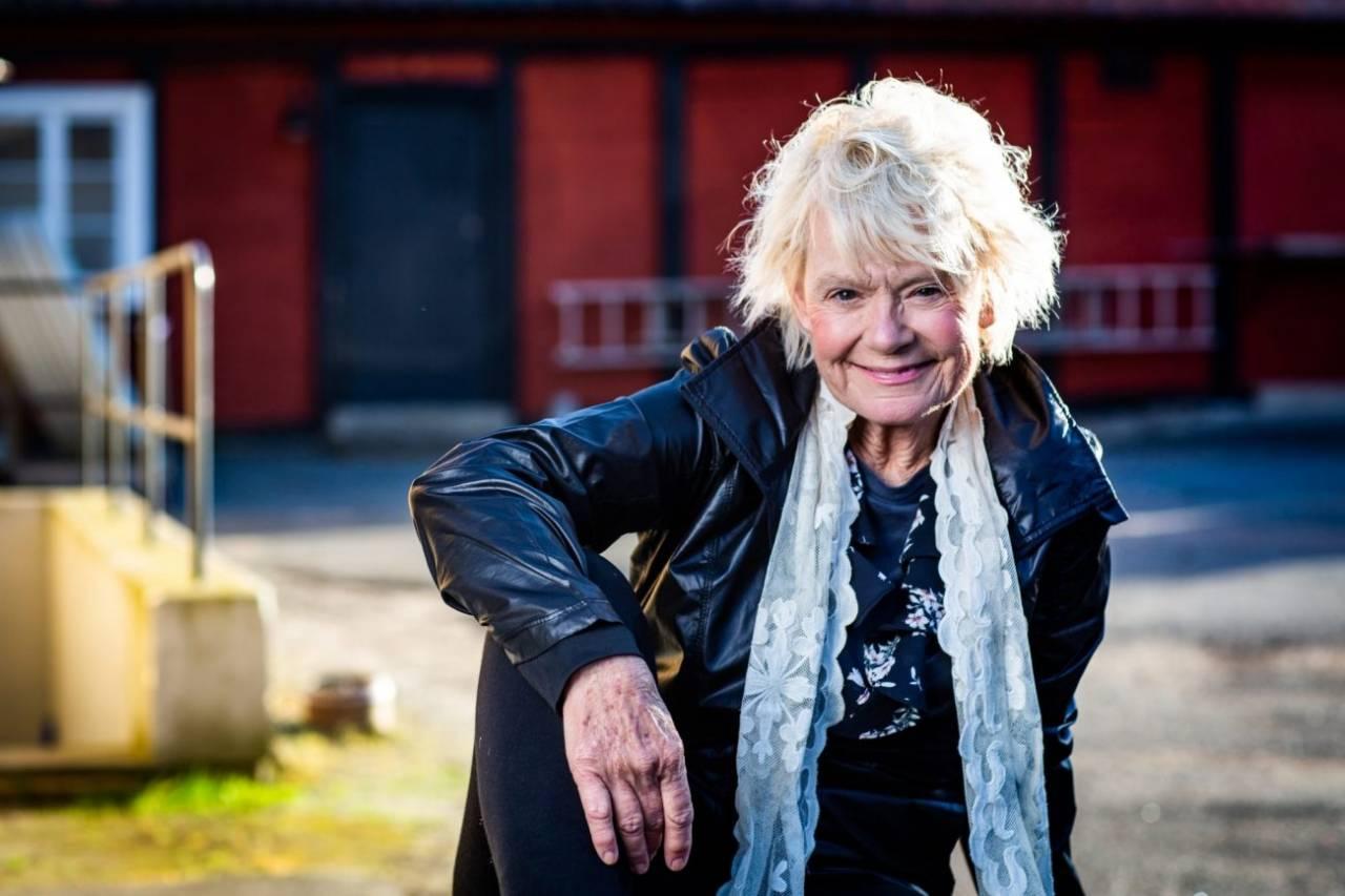 """Tidigare dansaren Janet """"Holgie"""" Caplinger är med i Allt för Sverige"""