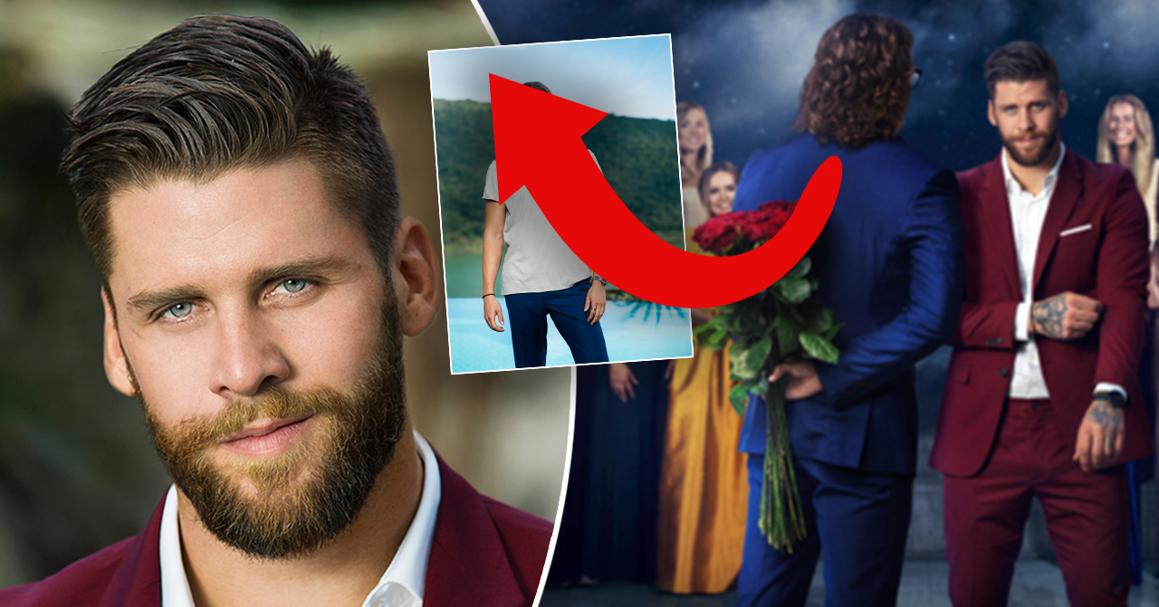 TV4 avslöjar: Här är första bilderna på Bachelor-Felix Almsved