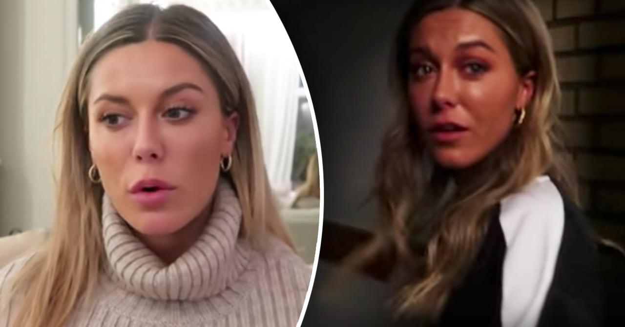 Bianca Ingrossos tårar efter händelsen