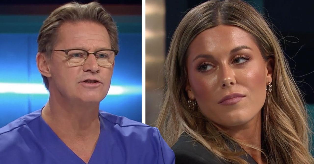 """Mikael """"Soldoktorn"""" Sandströms råd till Bianca Ingrosso i Helt sjukt om sjukdomen bulimi"""