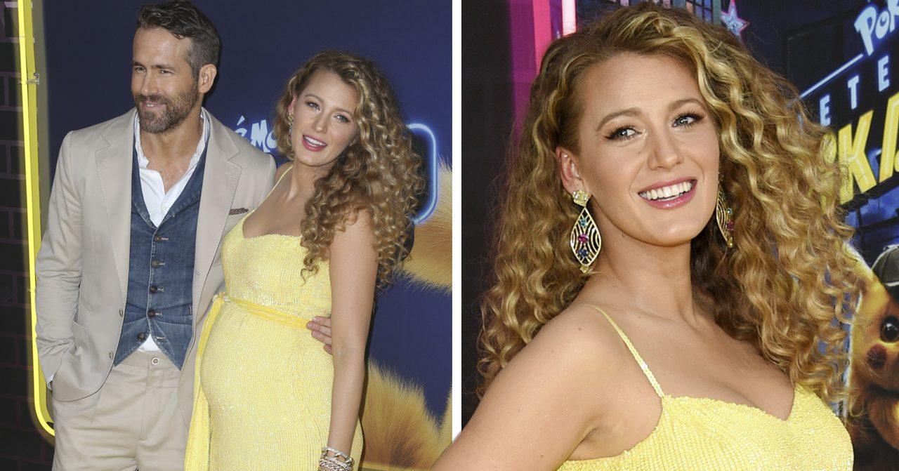 Uppgifter: Blake Lively och Ryan Reynolds hemliga bebislycka