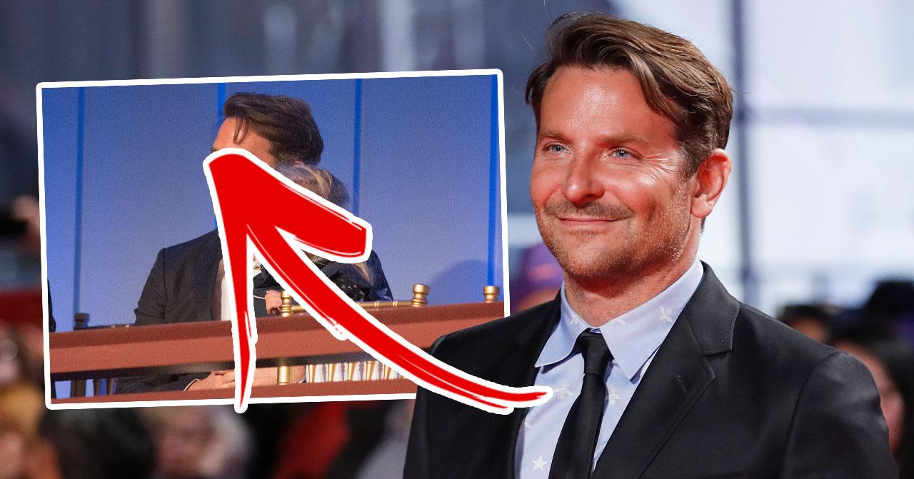 Bradley Cooper visar dottern – efter uppbrottet från Irina Shayk
