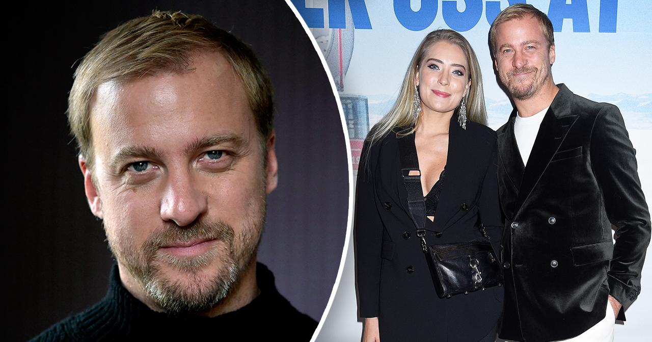 Erik Jerka Johansson och flickvännen Lisa