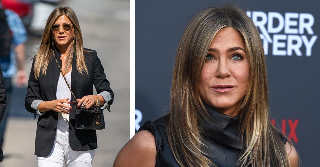Jennifer Anistons nya erkännande om kärlekslivet