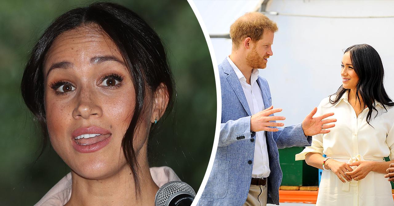 Kritiken mot Meghan Markle och prins Harry efter beslutet
