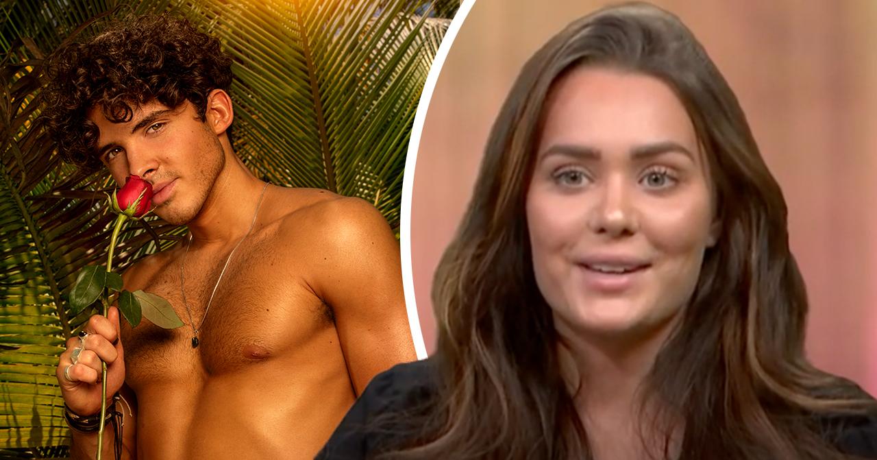 Nina Glimsell om oväntade relationen med Theo pokorny – efter Paradise hotel