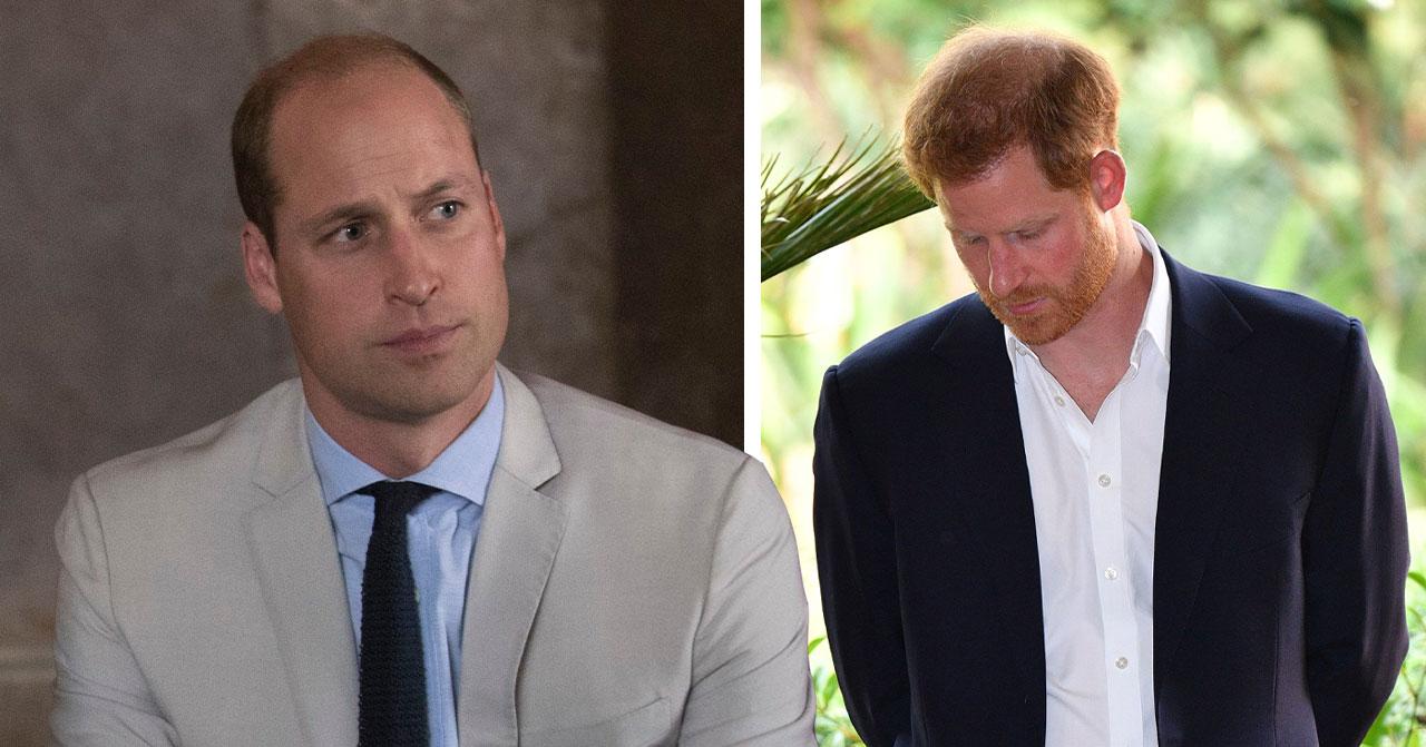 Kungafamiljens oro för prins Harry