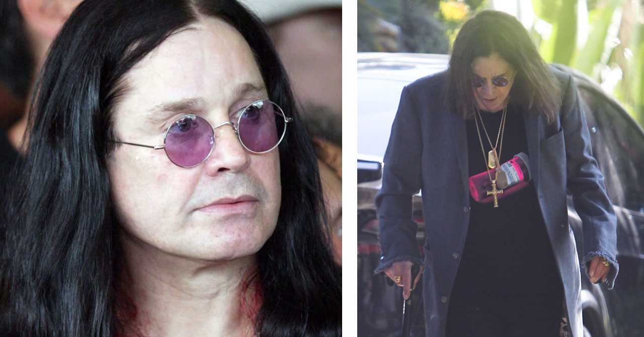 Ozzy Osbournes egna ord om uppskjutna turnén och hälsan