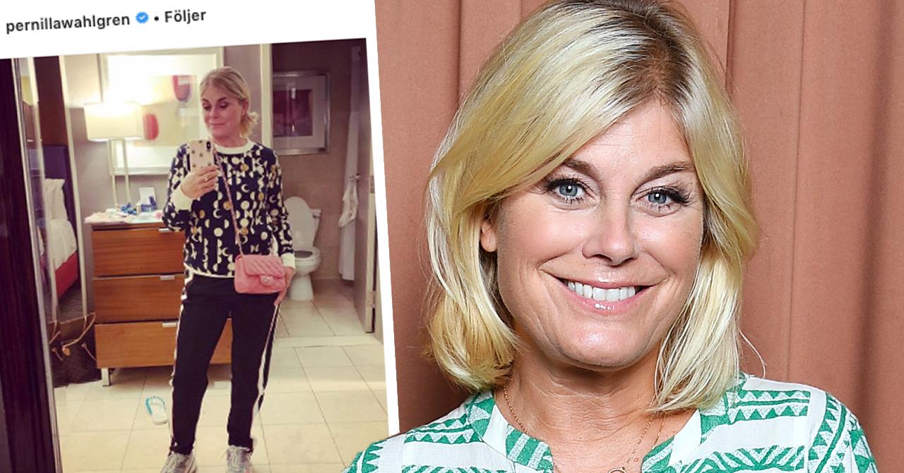 """Pernilla Wahlgren avslöjar nya lyxköpet: """"Som en drog"""""""