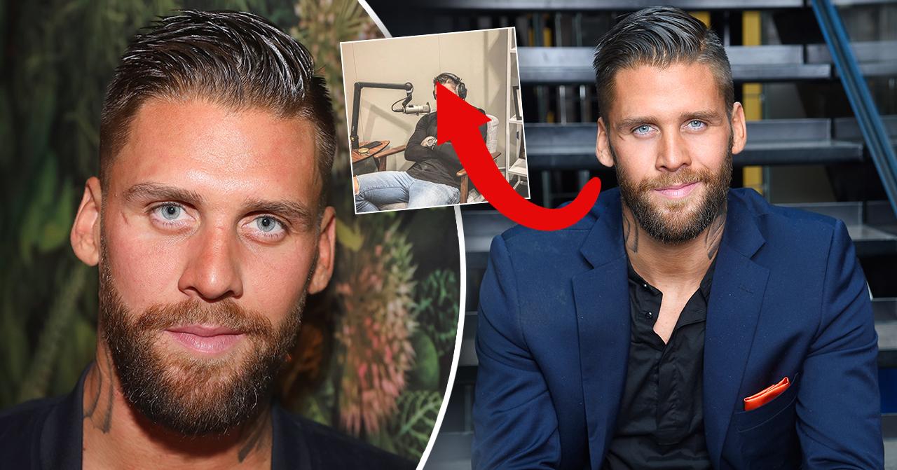 Simon Hermanssons drastiska utseendeförändring efter Bachelor