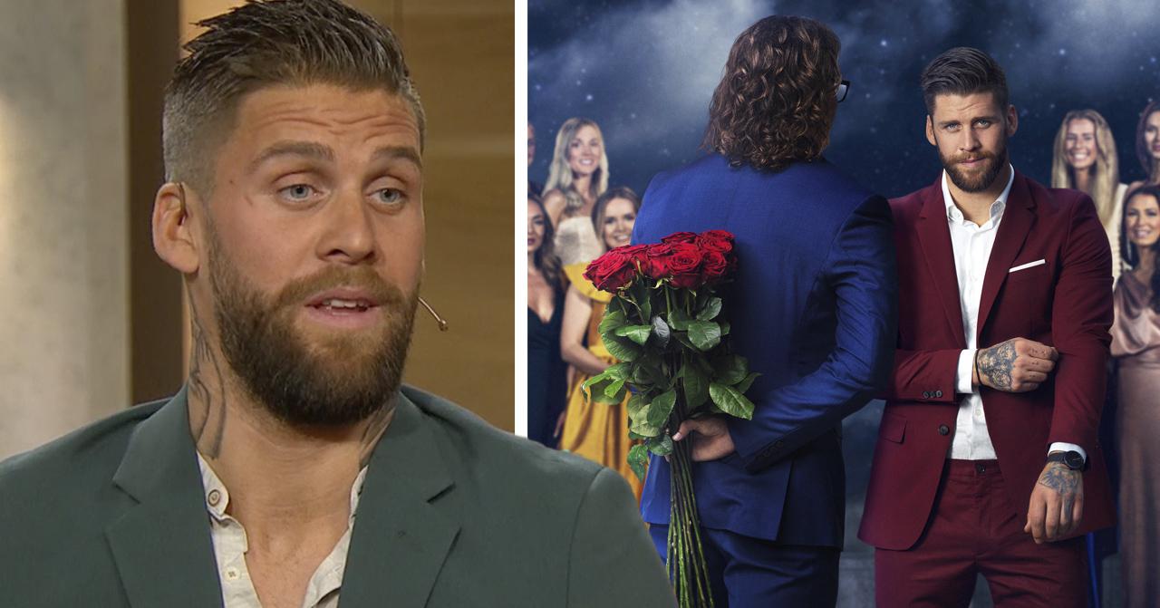 Bachelorn Felix första ord om Simon Hermanssons ilska mot TV4:s ändring av Bachelor