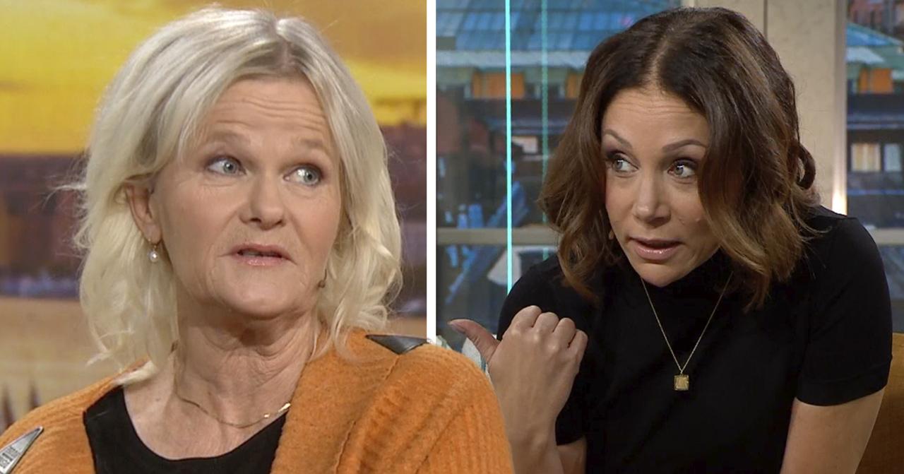 Sissela Kyles attack mot TV4 efter upplevelsen i Efter fem.