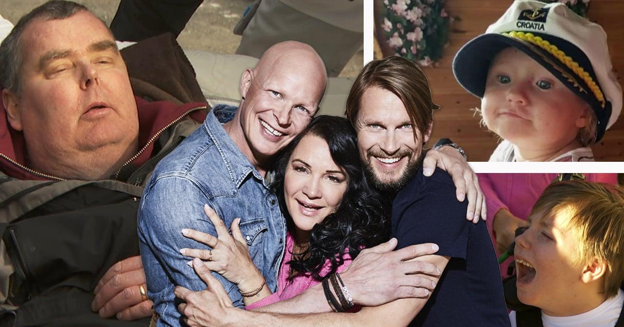 Ulf Brynte, William Lindström och Alvin Blomberg var med i Sofias änglar 2019, där Sofia Wistam, Johnnie Krigström och Mattias Särnholm är programledare.