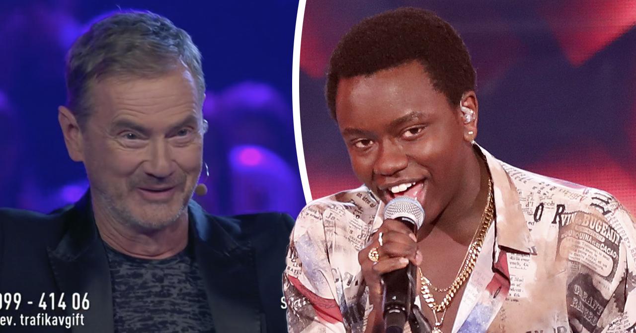 Tusse Chizas besked om Melodifestivalen efter Christe Björkmans erbjudande i Idol 2019.