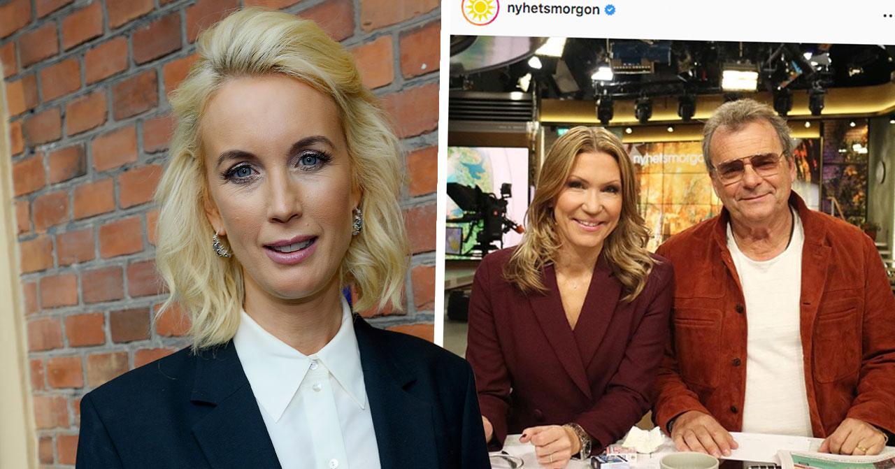 TV4:s besked om programledarna i Nyhetsmorgon
