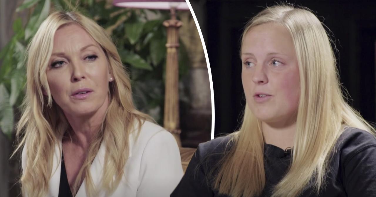 Linda Lindorff och Josefine Eriksson i Bonde söker fru