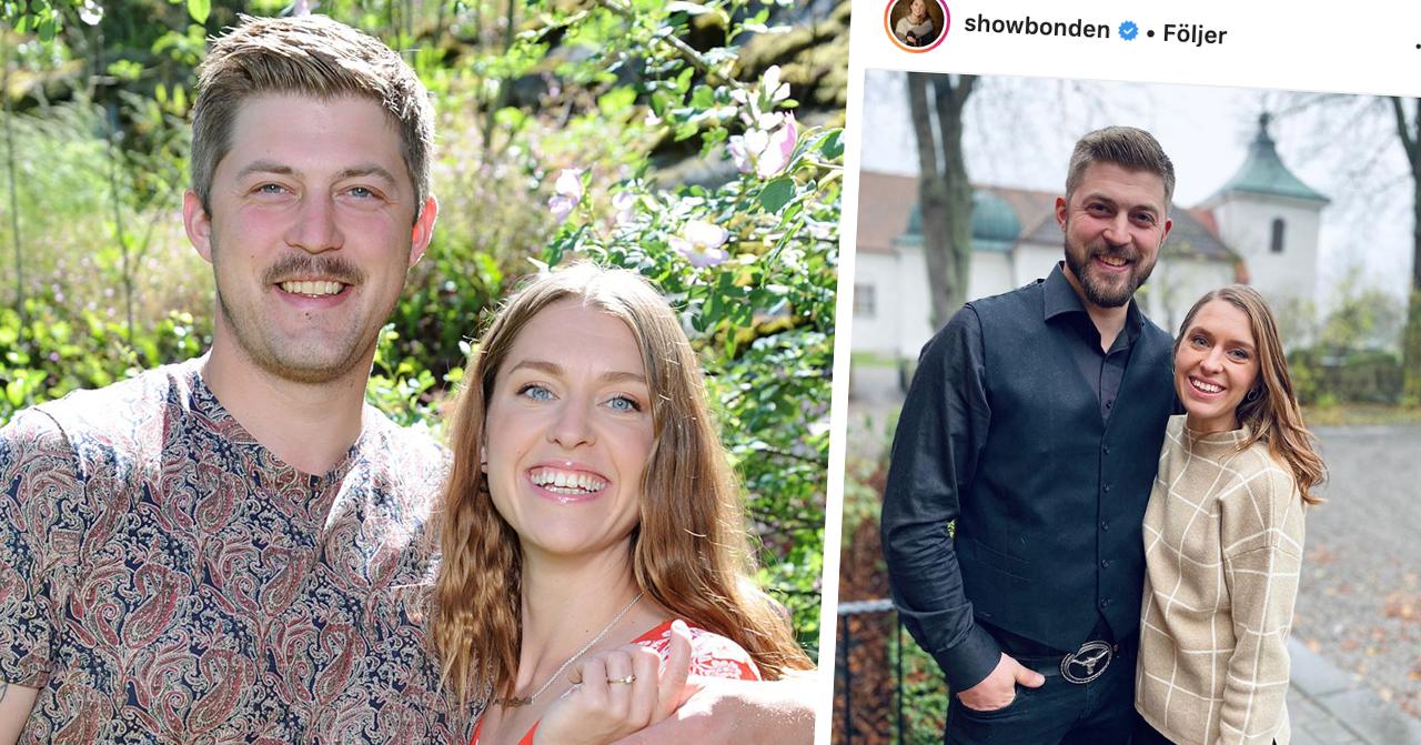 Bonde-Susanna Karlsson och Hannes Haraldssons nya barnbesked – ärliga svaret