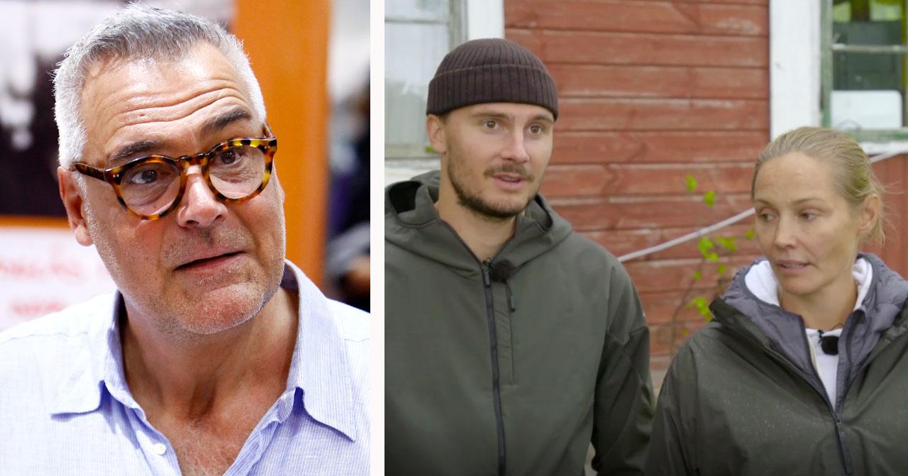 Carina och Erik Berg om Ernst Kirchsteiger