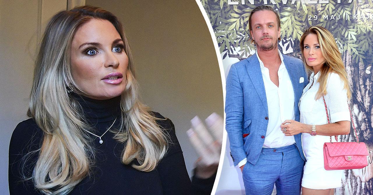 Carolina Gynnings ilska mot pojkvännen Viktor Philipson