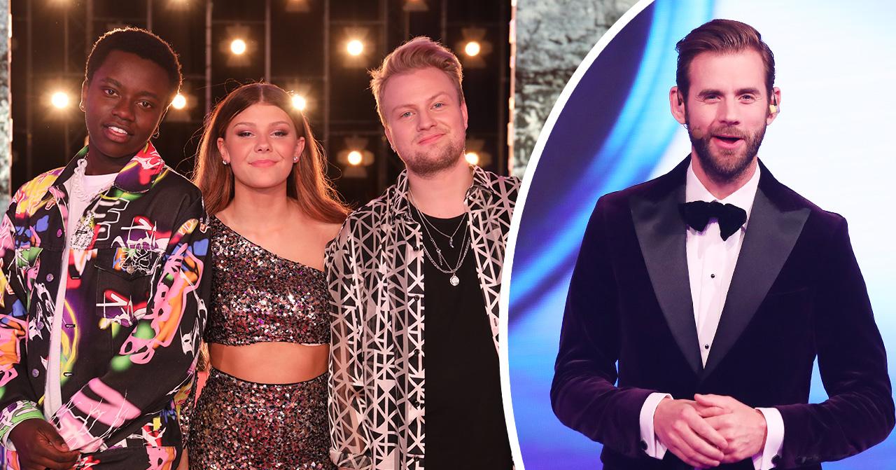 Idolerna om juryns beslut att inte använda livbojen i Idol 2019