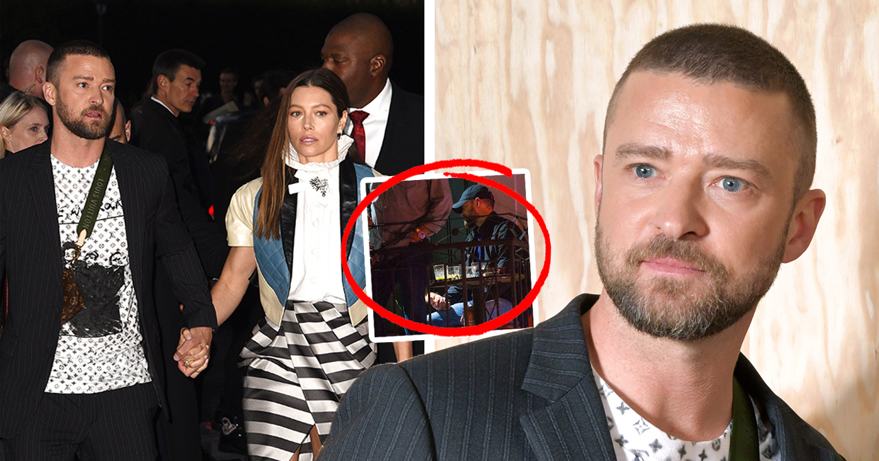 Otrohetsryktet mellan Justin Timberlake och Alisha Wainwright