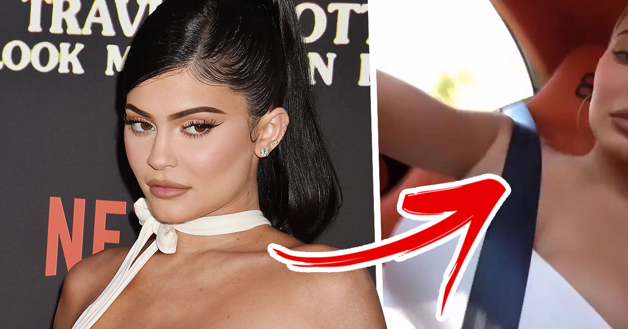 Kritikstorm mot Kylie Jenner