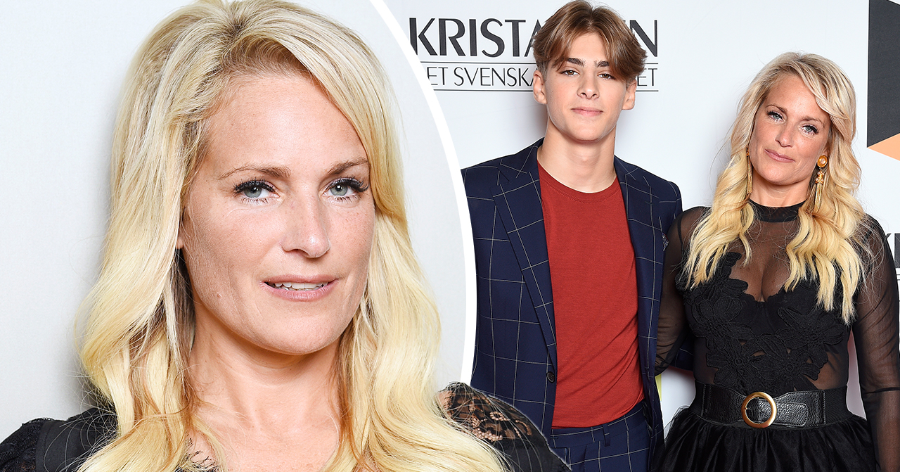 Laila Bagges oro över 16-åriga sonen Liam Pitts