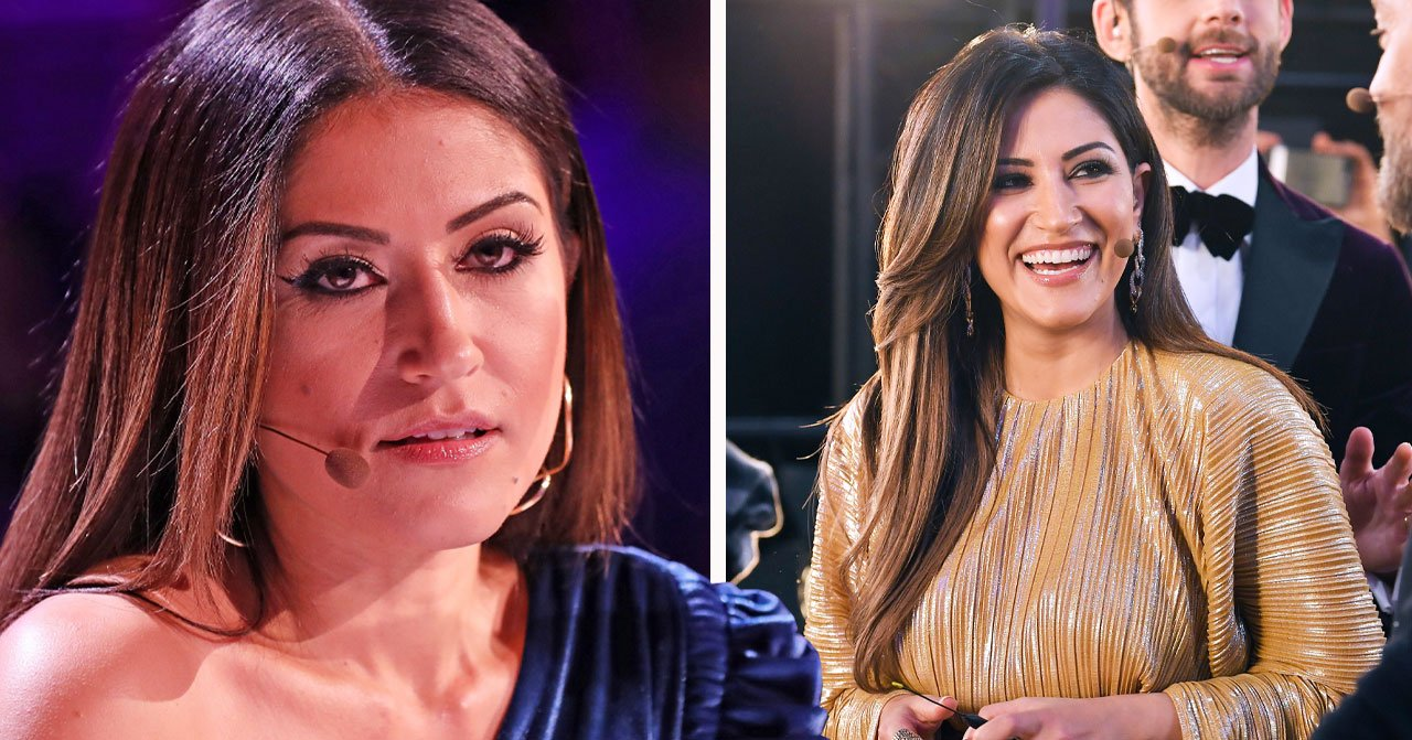 Nikki Amini i Idol efter graviditeten