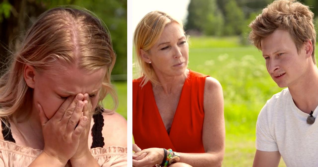 Klara Bohrén får lämna Oscar Fjärrstad i Bonde söker fru 2019