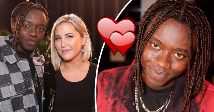 Tusse Chiza berättar nu om kärleksinviterna efter Idol.