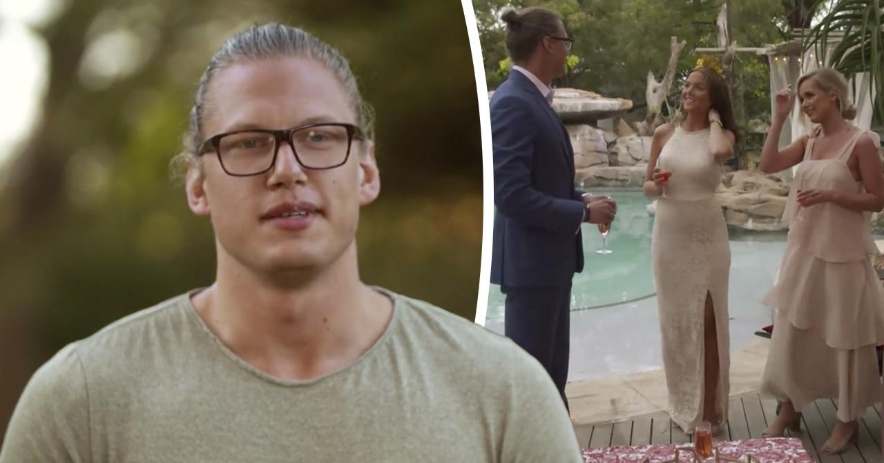 TV4:s ord om Felix Almsveds regelbrott i Bachelor Sverige.