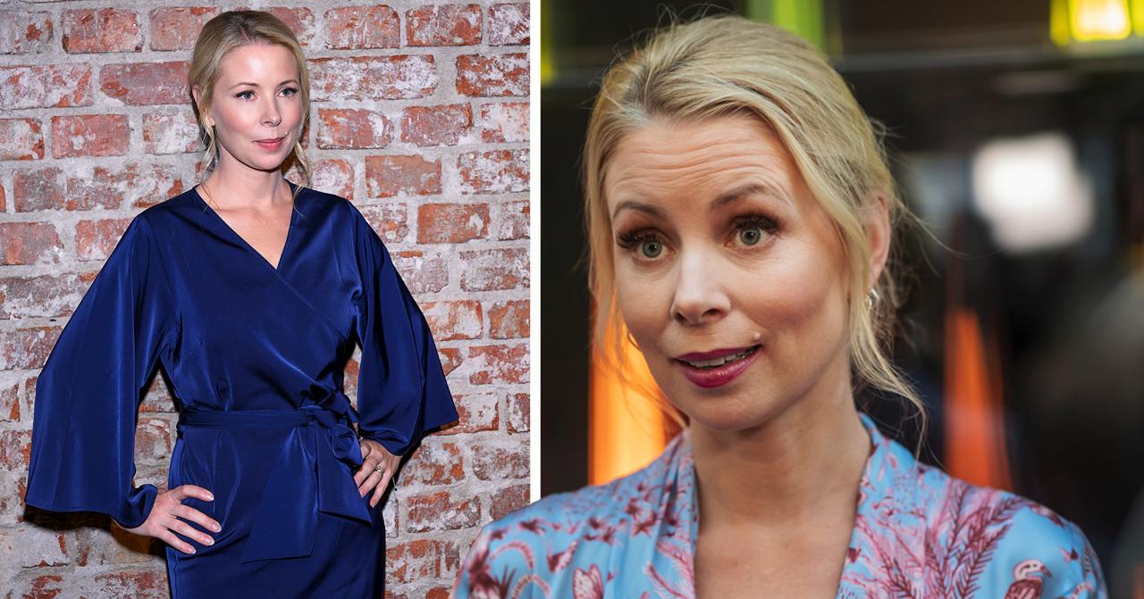Julia Dufvenius Wollter i Stjärnorna på slottet 2019